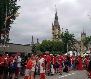 Canada Day Ottawa City