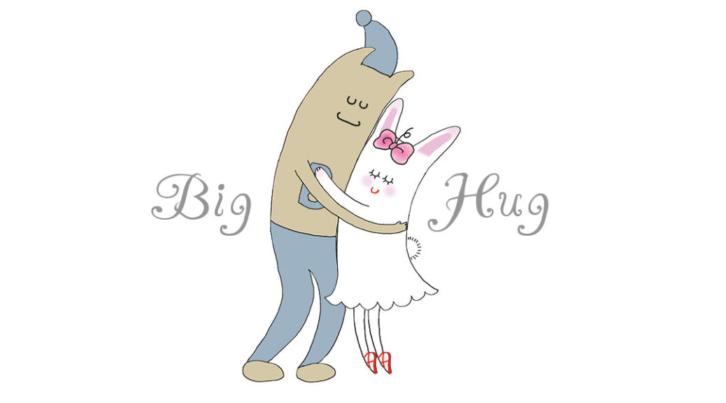 Big Hug header