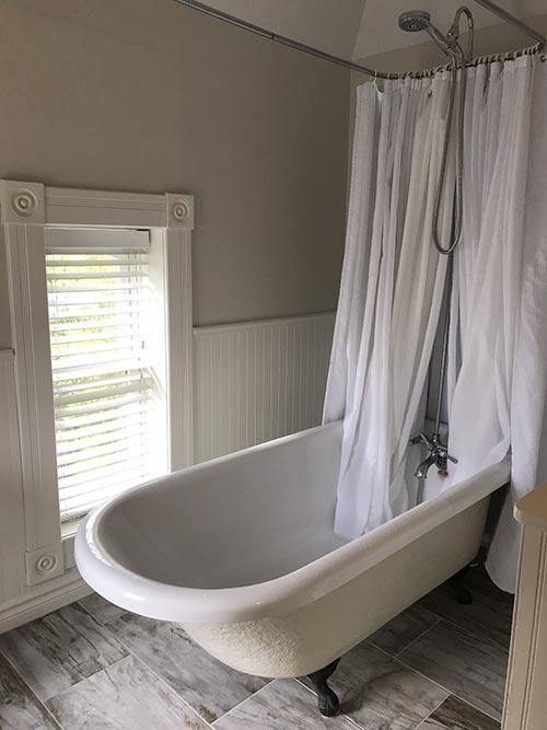 French Bathtub