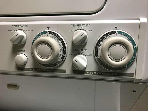 Washing Setting