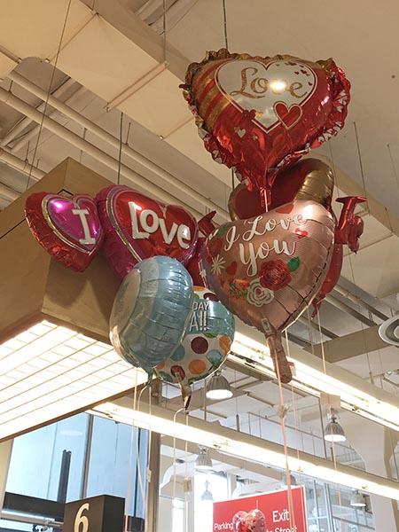 Valentine's Balloon