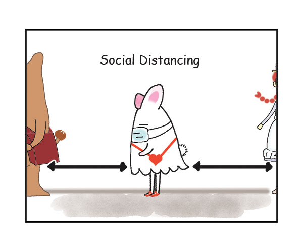 Social Deistance